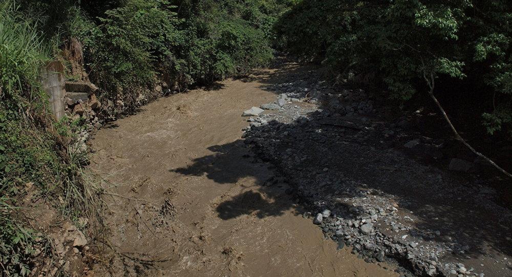 Deslizamiento de tierra (imagen referencial)