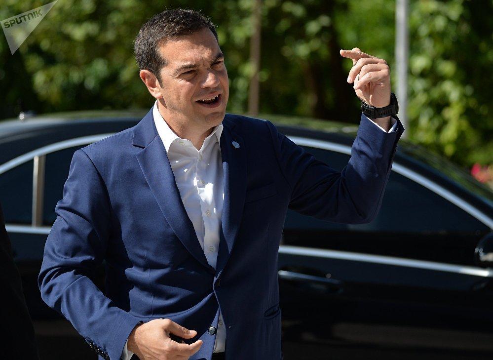 Alexis Tsipras, primer ministro de Grecia (44 años)