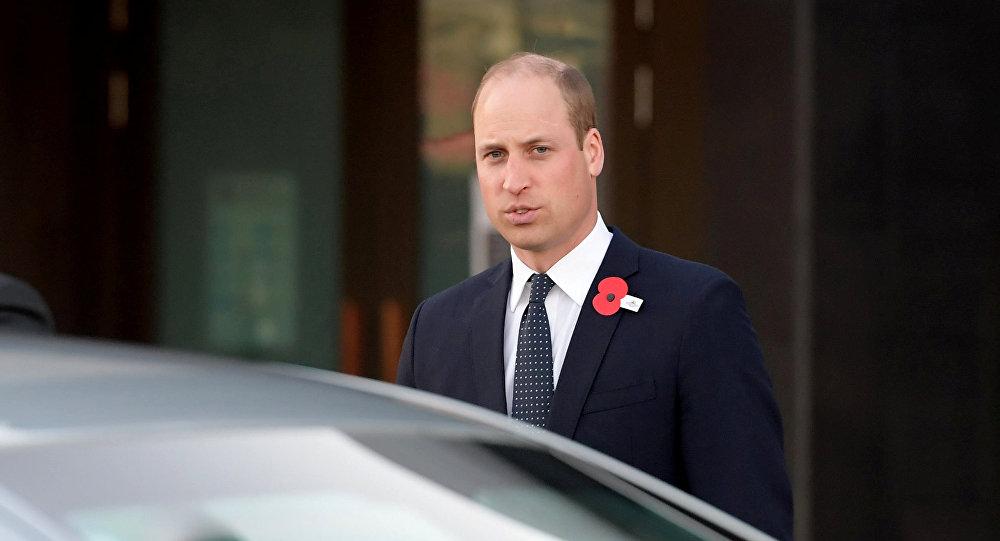 El príncipe Guillermo de Inglaterra visitó la ciudad de Christchurch