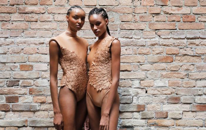 Trajes de baño y respeto por las tradiciones: la Semana de la Moda de Sao Paulo, en imágenes
