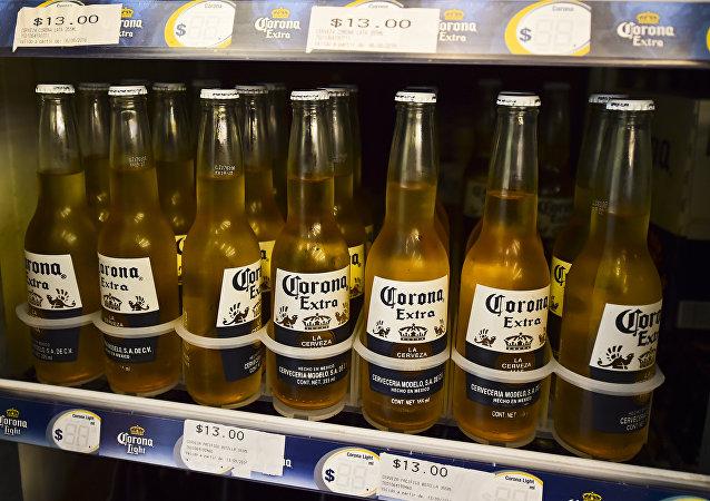 Corona, cerveza mexicana