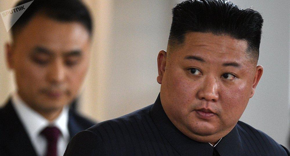 Kim Jong-un, el líder de Corea del Norte