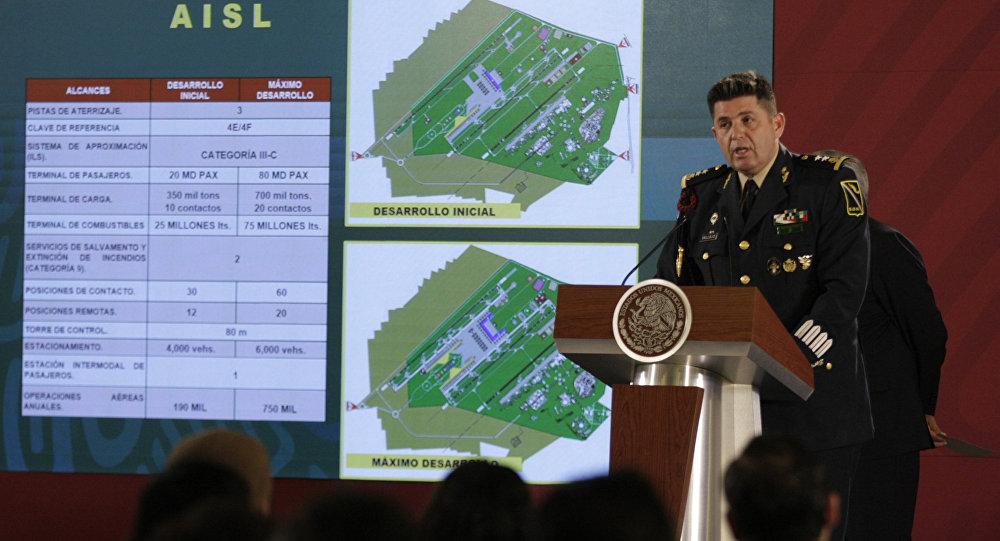 El general Gustavo Vallejo