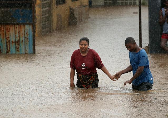 Consecuencias del ciclón Kenneth
