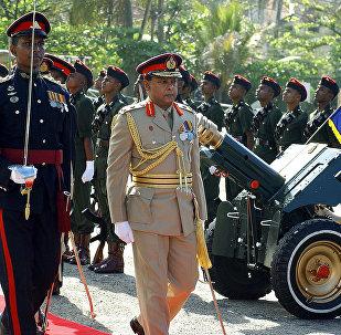 El general Shantha Kottegoda, excomandante del Ejército de Sri Lanka (archivo)
