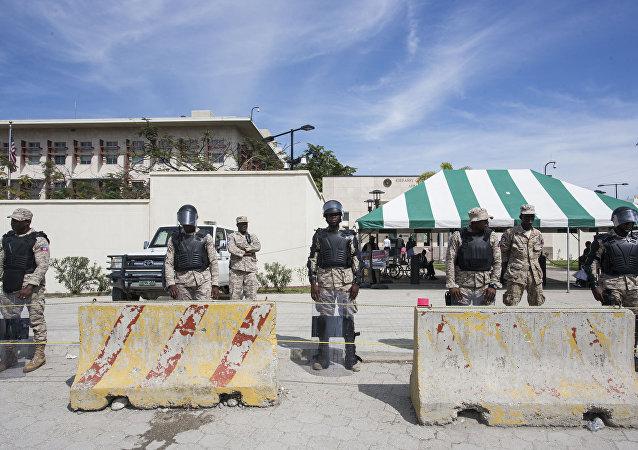 Embajada de EEUU en Haití (archivo)