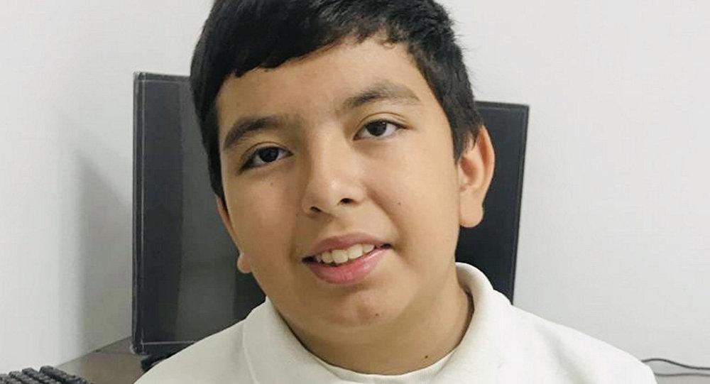 Diego Moscoso Jiménez, niño genio mexicano