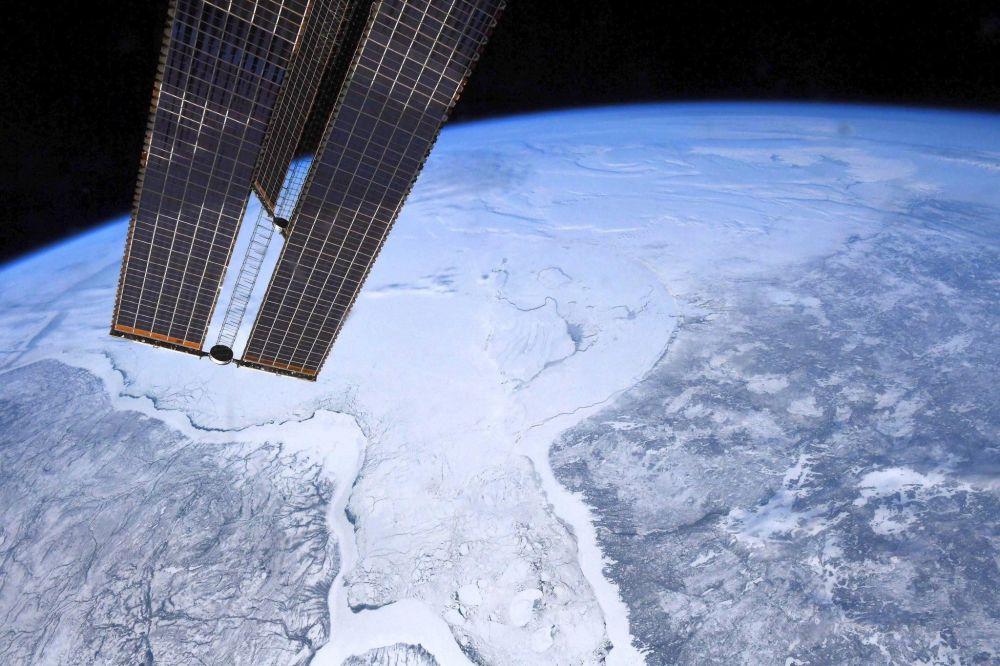 Las más impresionantes imágenes espaciales de abril