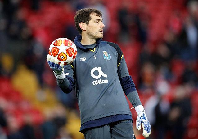 Iker Casillas, el futbolista