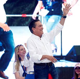 Laurentino Cortizo, candidato a la presidencia de Panamá