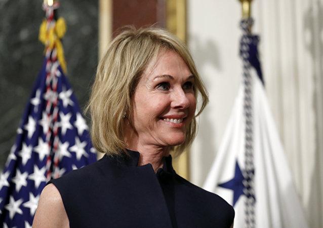 Kelly Craft, nueva embajadora de EEUU ante la ONU