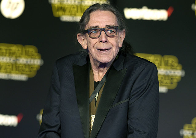 Peter Mayhew, actor