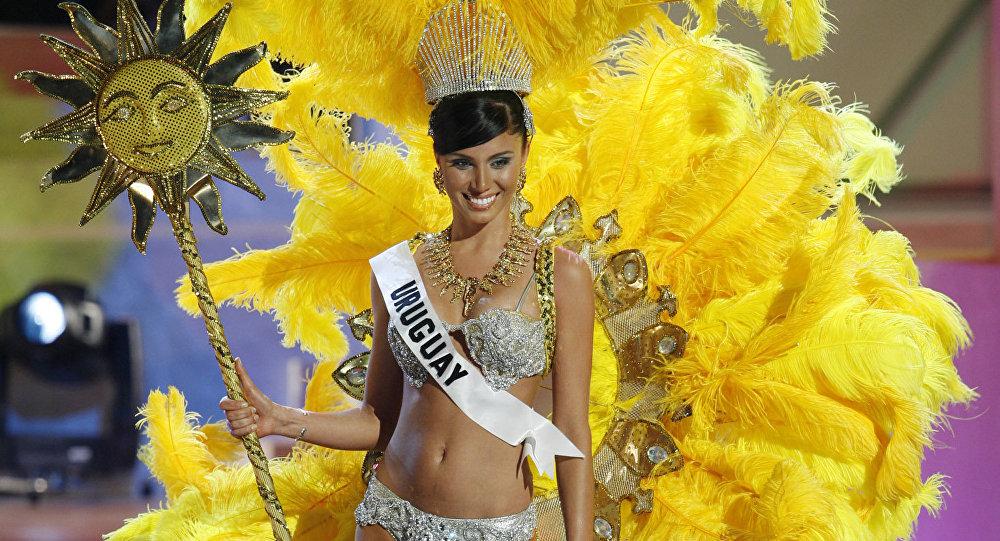 Fatimih Davila, miss Uruguay 2006