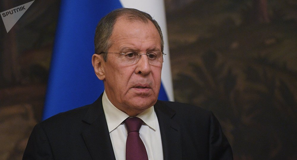 Serguéi Lavrov, cancíller ruso