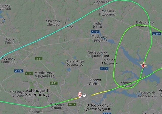Todo lo que se sabe hasta el momento sobre el terrible incendio de un avión en Moscú