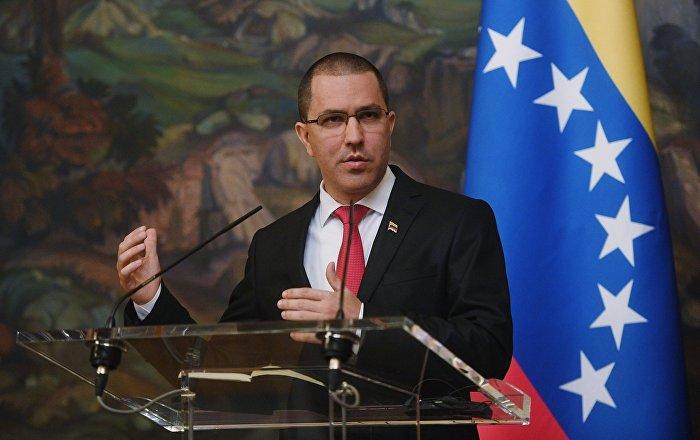 Arreaza ratifica el compromiso de Venezuela y Rusia con derecho internacional
