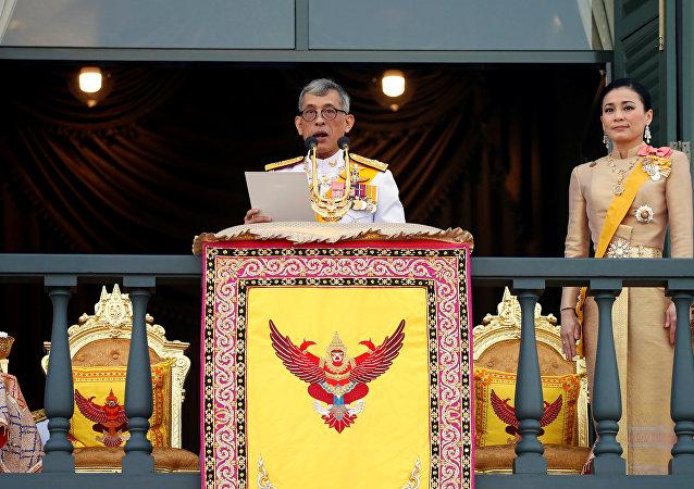 Maha Vajiralongkorn, el rey de Tailandia