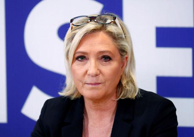 Marine Le Pen, política francesa