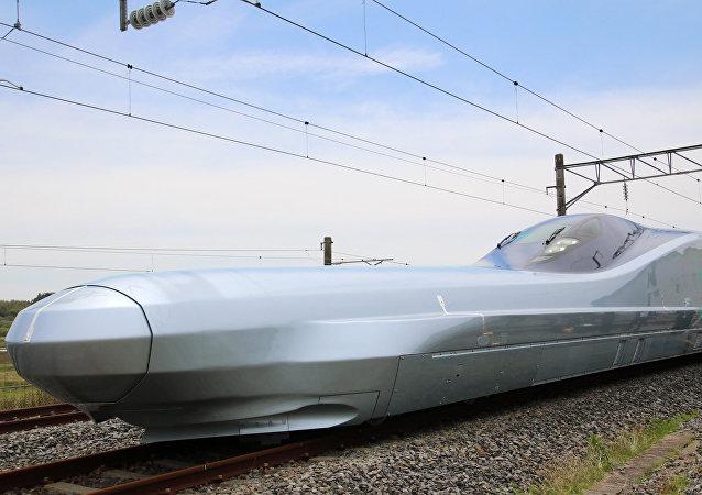 Tren bala japonés Alfa-X