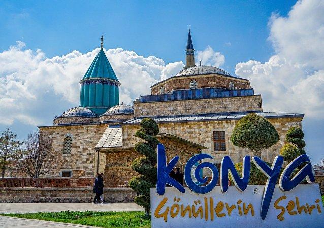 Konya, Turquía