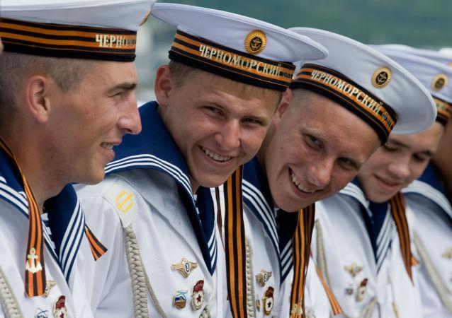 La vida cotidiana de los marineros de la Flota del Mar Negro
