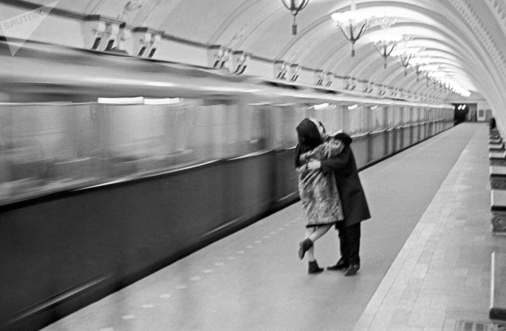 El metro más extraordinario del mundo cumple años