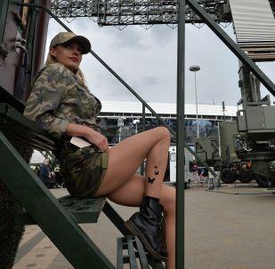 La feria MILEX 2019 muestra en Bielorrusia lo último de lo último en sistemas defensivos
