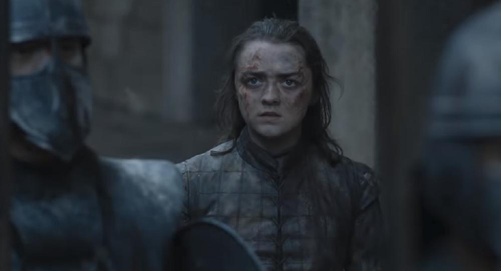 Arya Stark, personaje de Juego de tronos