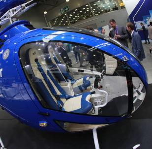 Empresas de todo el mundo lucen sus helicópteros en HeliRussia 2019