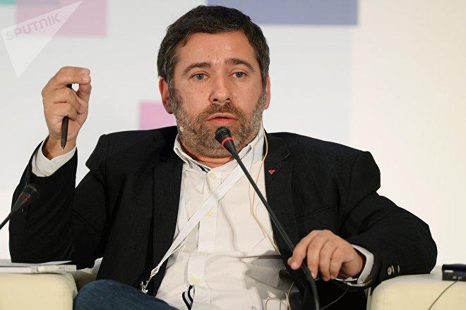 El eurodiputado español Javier Couso