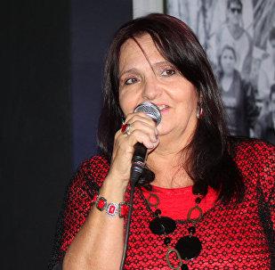 Olga Inerarity, una rusa que canta boleros en Cuba