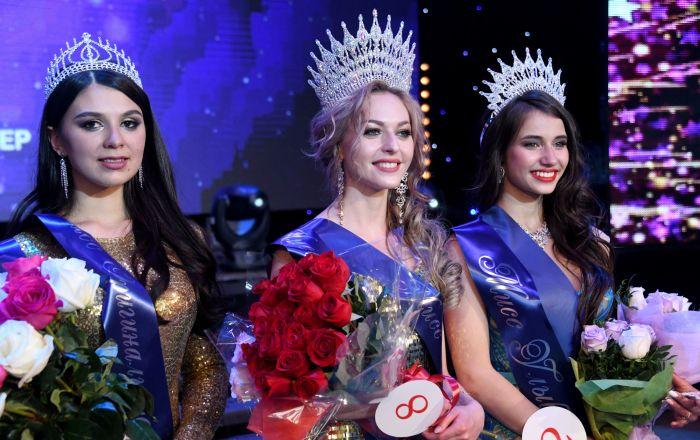Las finalistas del concurso Miss Chitá 2019