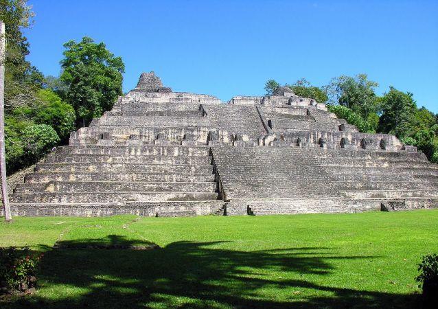 Las ruinas de Caracol, una ciudad maya en Belice (imagen referencial)