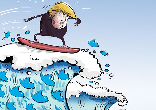 Amenazas tuiteras: ¿aplica Trump a Irán el mismo cuento que aplicó a Corea del Norte?