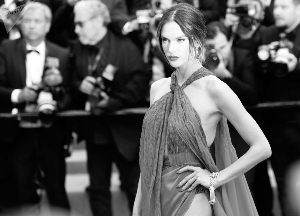 El glamur del Festival de Cannes, en blanco y negro