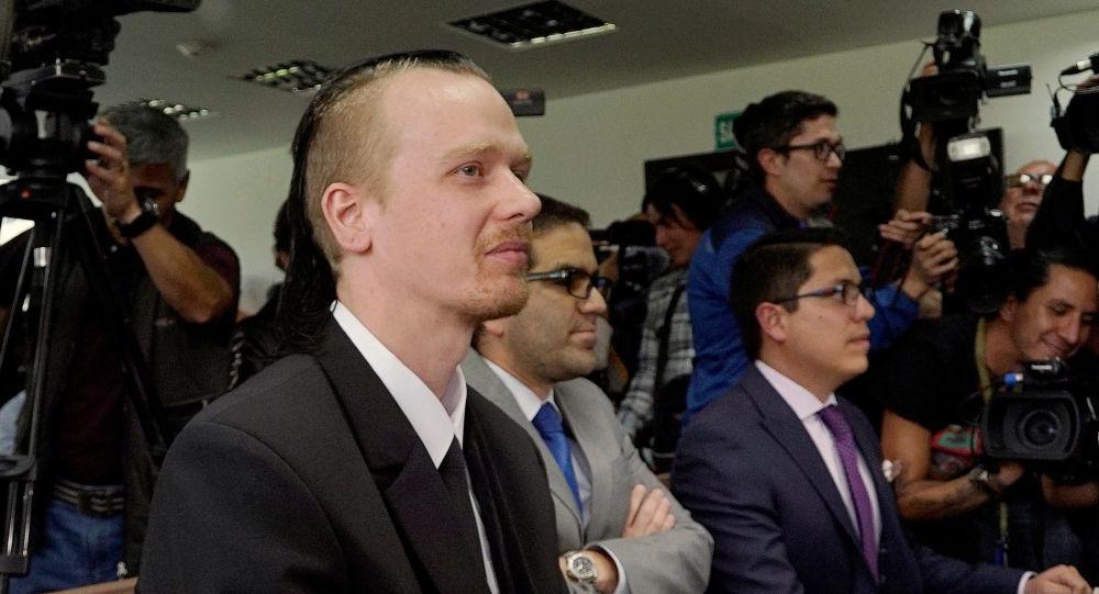 Ola Bini, ciudadano sueco detenido en Ecuador