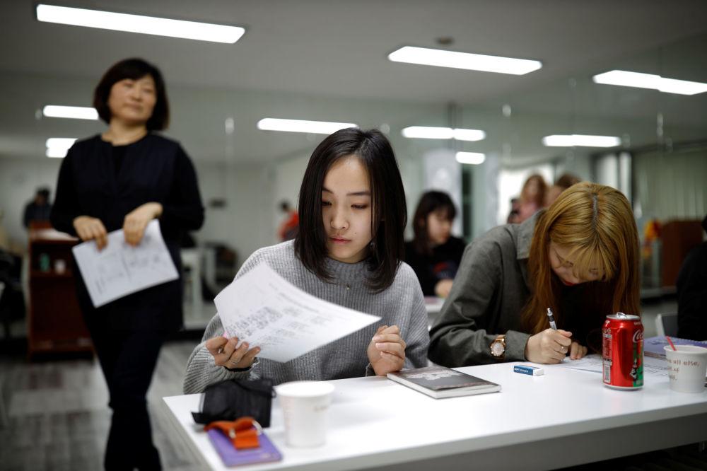 Los japoneses que quieren convertirse en estrellas del k-pop
