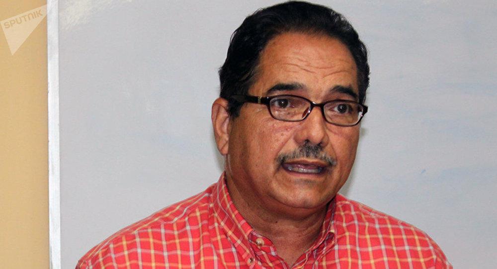 Rafael Emilio Cervantes, investigador social, profesor de la Universidad de La Habana, y miembro de la sección Cuba de la Asociación de Estudios Latinoamericanos (LASA).