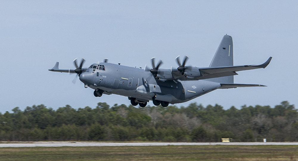 Lockheed Martin MC-130J Commando II