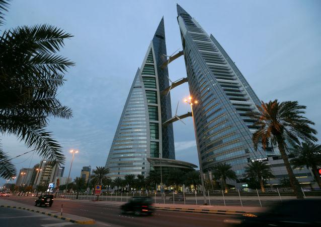 La capital de Bahréin, Manama
