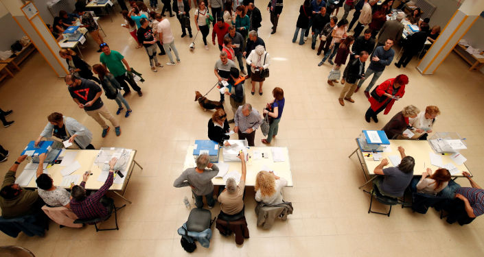 Elecciones en Barcelona