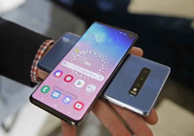 Dos Samsung Galaxy S10