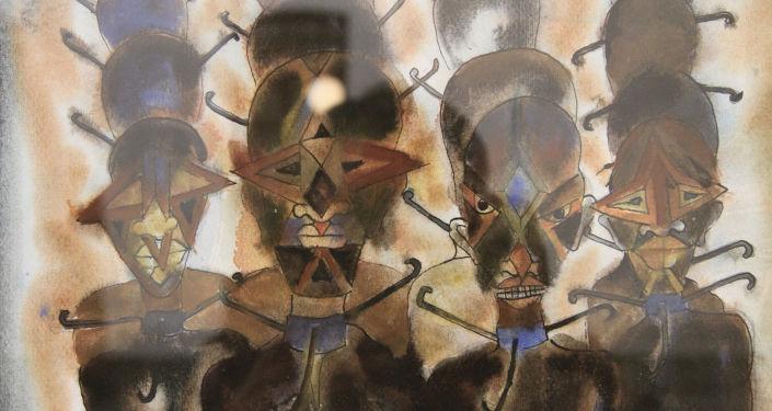 Las obras del artista oaxaqueño Francisco Toledo