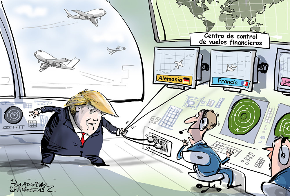 EE. UU. advierte a Europa por evadir sanciones económicas a Irán