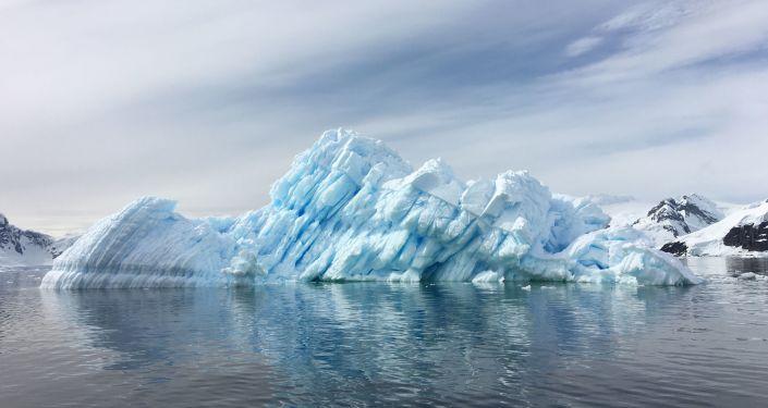 Glaciar (imagen referencial)