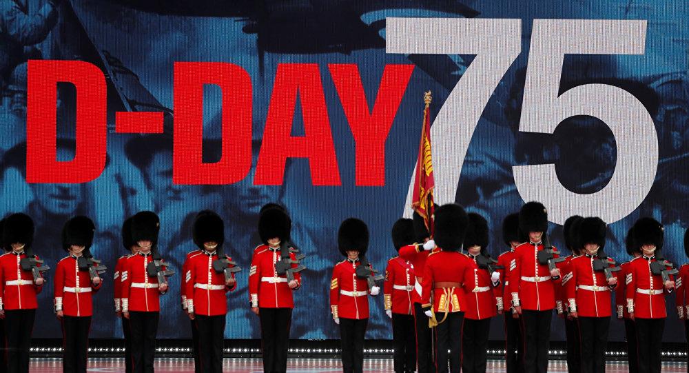 El 75 aniversario del Día D en Portsmouth