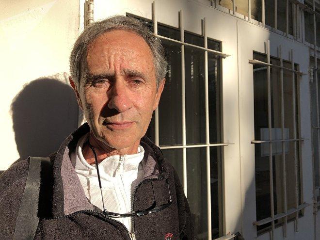 Luciano Soba, trabajador de Depormet