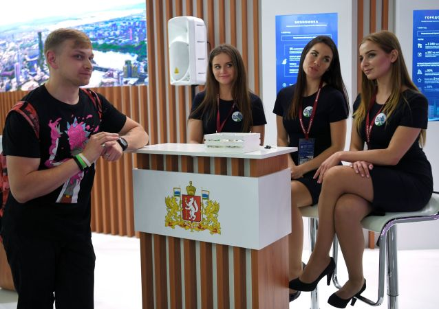 El Foro Económico de San Petersburgo abre sus puertas: ¡así es por dentro!