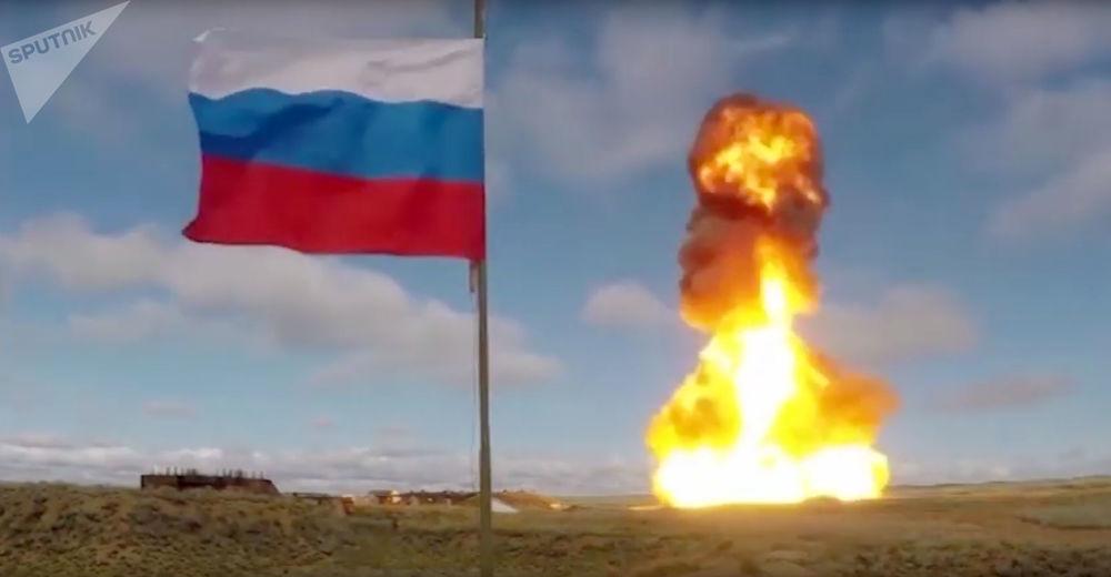 Rusia pone a prueba su nuevo sistema antimisil