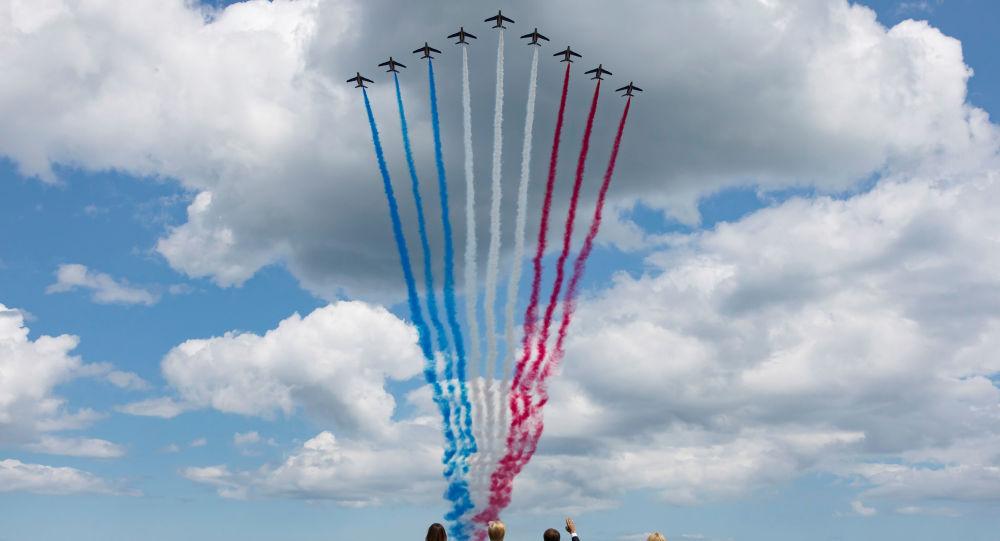 Francia celebra el 75 aniversario del Día D